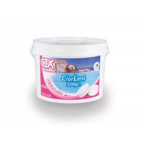 Бавноразтворим хлор CTX 370 таблетки