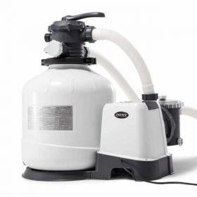 Пясъчен филтър Intex 10.599 л/ч,